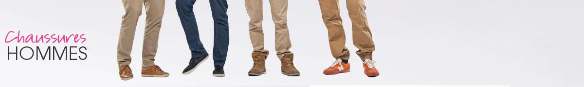 2b2cca0f2aa135 Chaussures Homme - Soldes sur un grand choix de Chaussures Homme ...